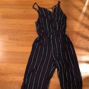 Cute and Trendy stripped jumpsuit!!